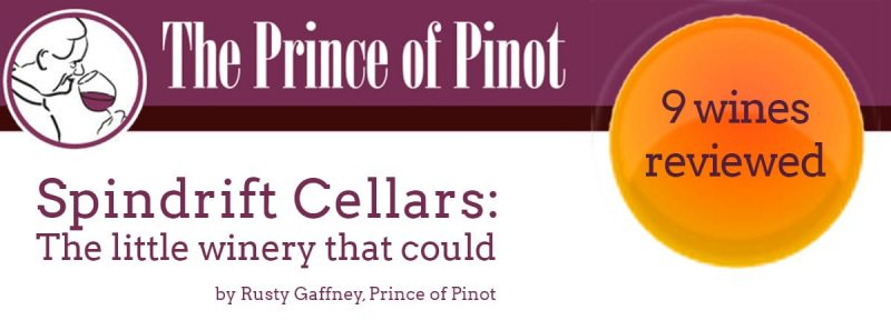 Prince of Pinot Small World reviews